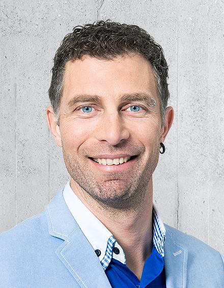 Markus Graf, COO