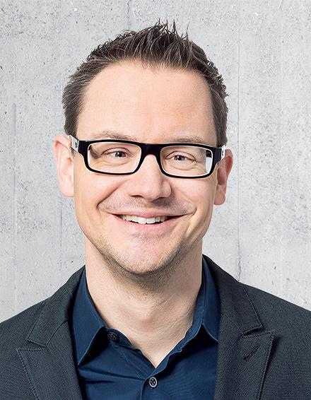 Mark Stäheli, Co-CEO AVANTEC