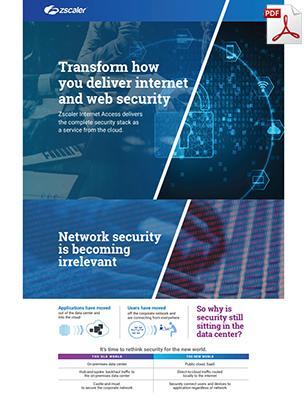 Zscaler Internet Access-E-book
