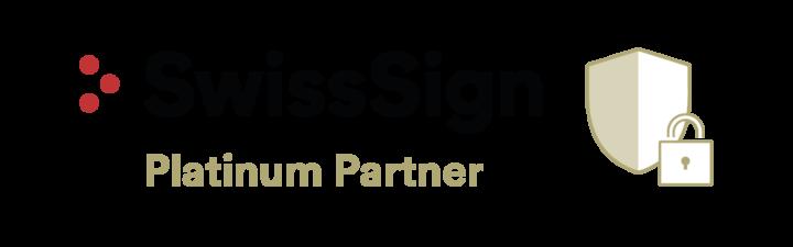 SwissSign Platinum Partner