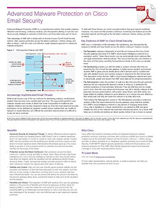 cisco-amp-datasheet