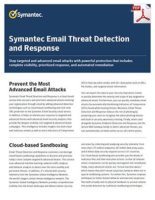 symantec-email-threat-detection-and-response-datasheet