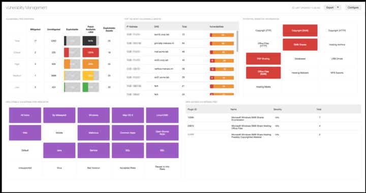 Vulnerability Management Webinar
